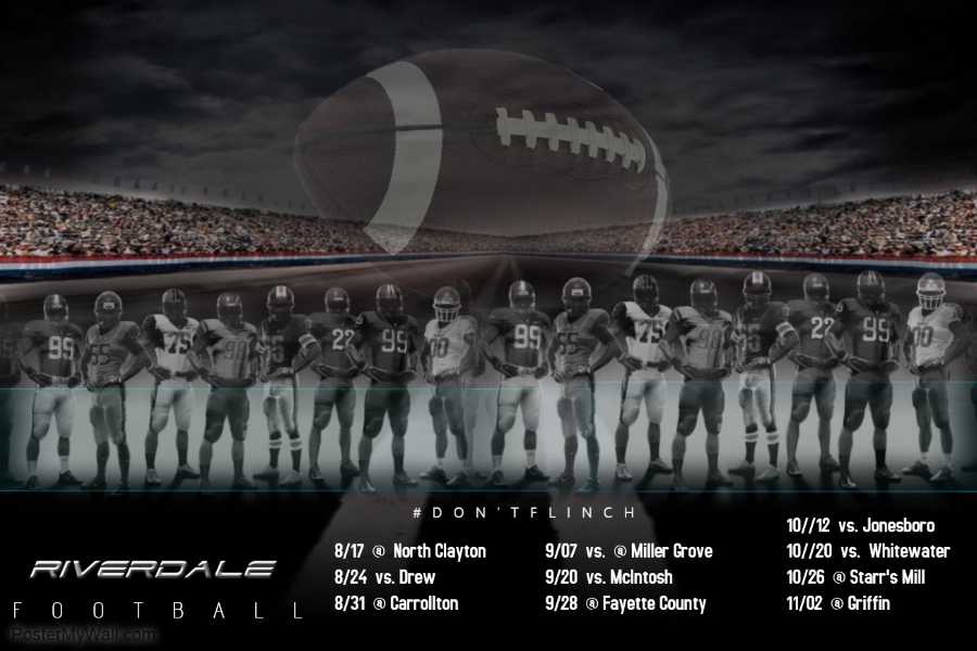 V Football Schedule